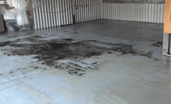 opravy znečištění průmyslových podlah